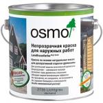 Непрозрачная краска ОСМО для наружных работ