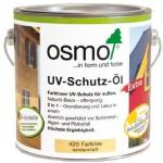 Защитные масла ОСМО с УФ-фильтром Экстра