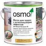 Масло для террас ОСМО с антискользящим эффектом