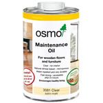 Масло OSMO для ухода за полами Белое прозрачное